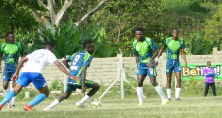 Zoo pours water on KCB's league title hunt