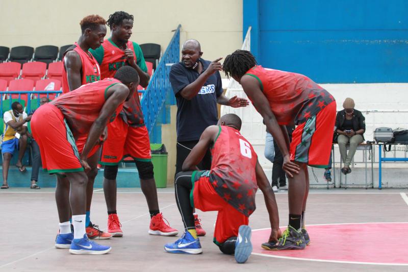 2021 FIBA AfroBasket Qualifiers: Shambolic plans haunt Kenya's Morans in Kigali tourney