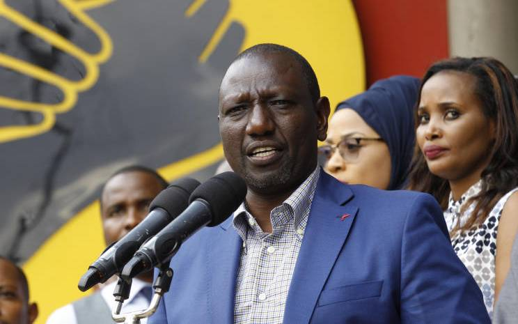 30-minute call that shattered Ruto's plan for duel with Raila