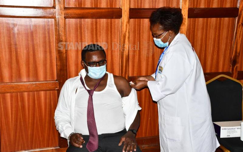 58-year-olds to get jab in Phase 1 as cases rise