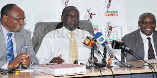 Athletics Kenya and 'rebels' reach ceasefire after lengthy meeting