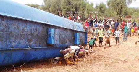 Farmers demand Sh350m for quarrying of ballast