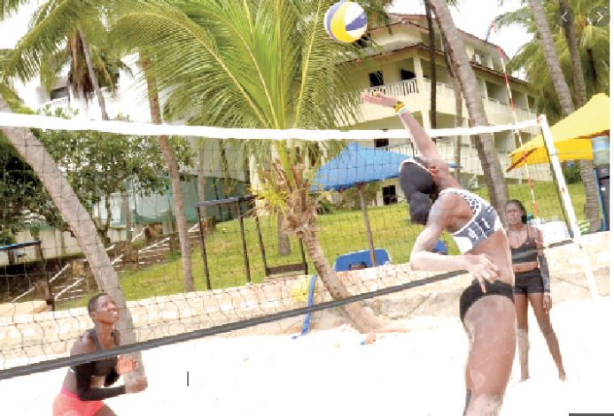Beach Volleyball: No time to relax as squad eyes vital slot
