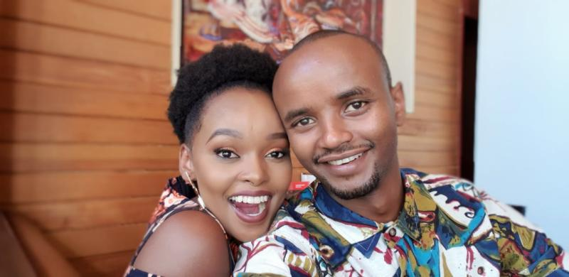 Kabi WaJesus: Baby Abby is mine, I got her before I was born again