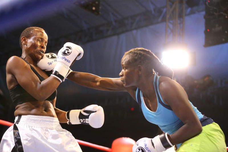 Achieng vows to take the fight to Malawian in September 8 bout