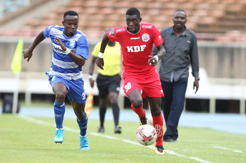 AFC Leopards hunt down Ulinzi as KCB share spoils with Sofapaka