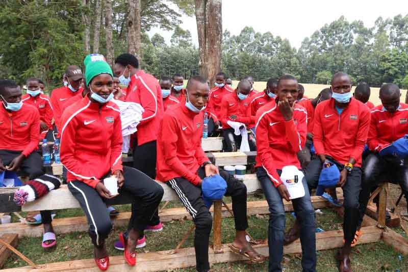 Africa Cross-Country Championships training camp disbanded