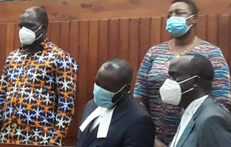 Aisha Jumwa pleads not guilty to murder charges