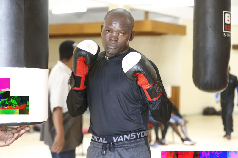 Ajowi among six Kenyan boxers given first round byes