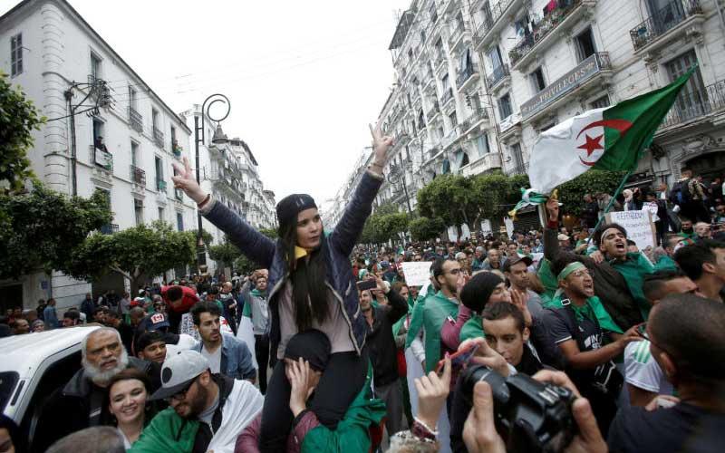Algeria vote test for the president