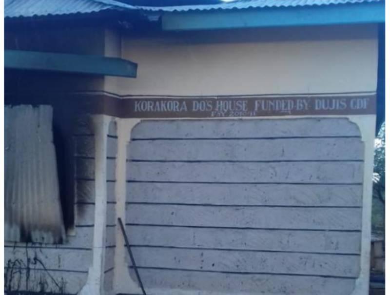 Al-Shabaab terrorists destroy communication mast in Garissa