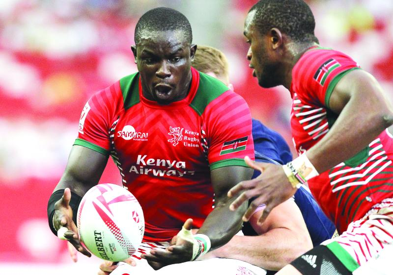 Amonde to captain Kenya 7s at Dubai tournament