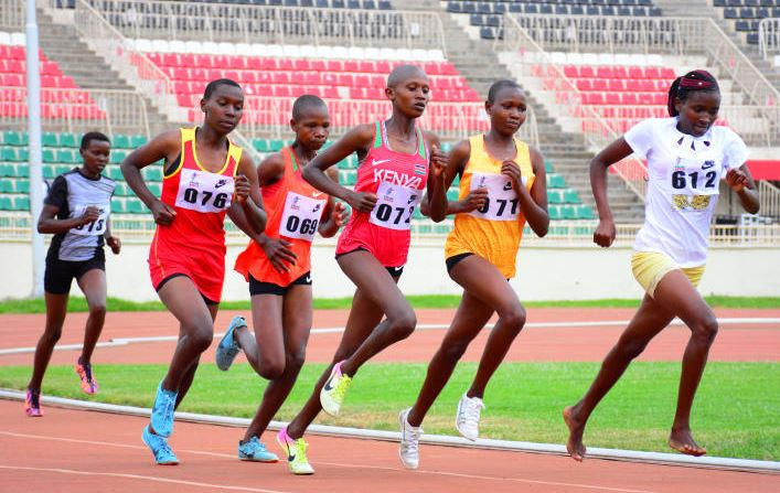 Athletics Kenya National World Under-20 trials underway at Kasarani