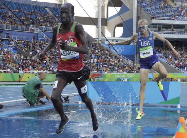 Athletics world awaits Ezekiel Kemboi's one final dance