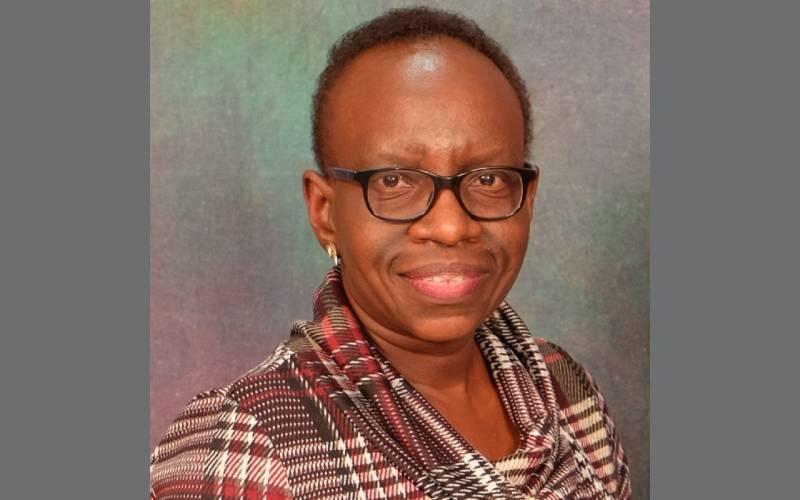 Auditor General Nancy Gathungu takes over office