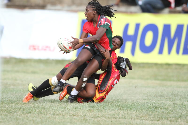 Aura steps out of retirement as Oloo names Kenya Lionesses squad for Dubai 7s