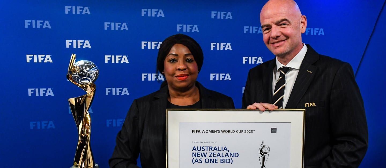 Australia, New Zealand to host 2023 World Cup
