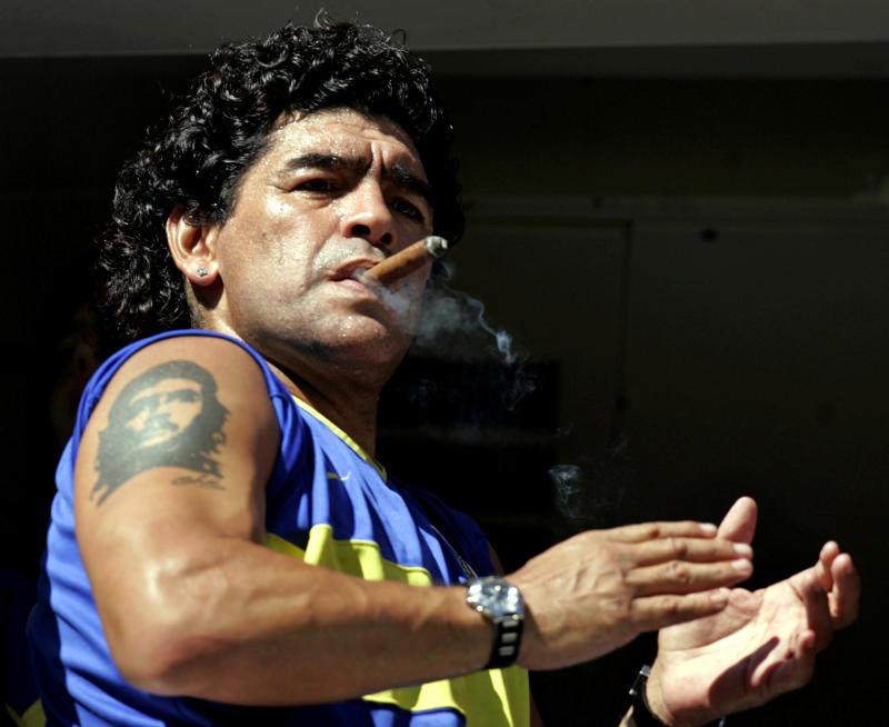 Autopsy reveals cause of Maradona's death