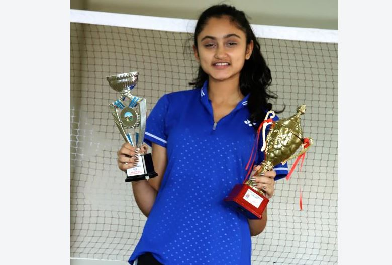 Badminton: Youngster Ghia eyes Commonwealth games
