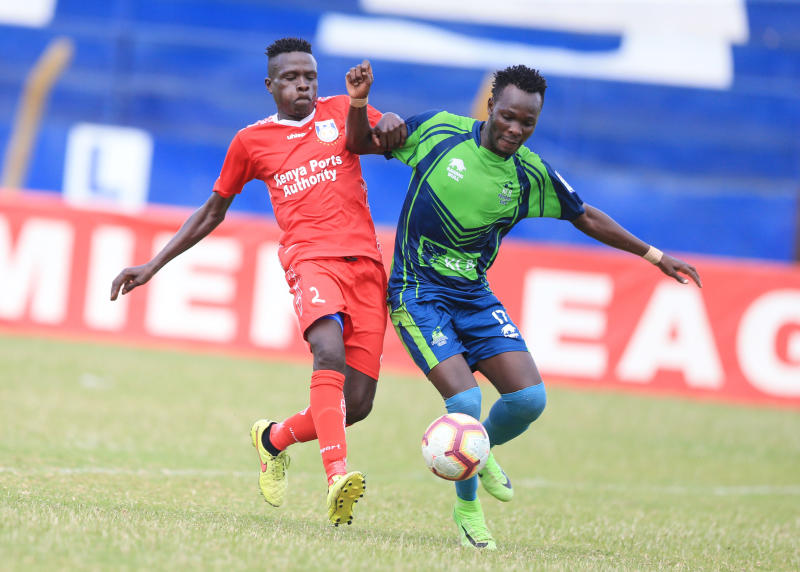 Bandari release five players ahead of new season