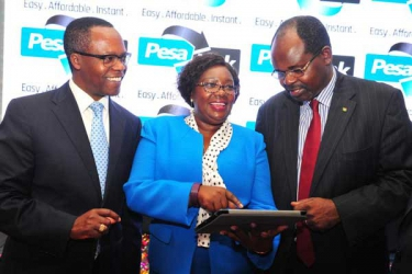 Banks take on M-Pesa with own money transfer service