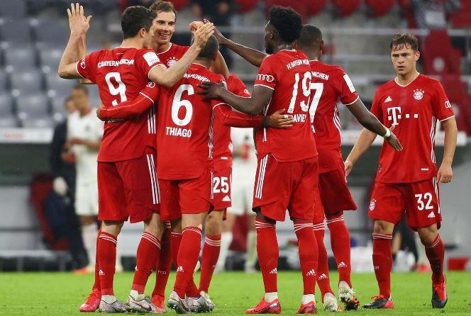 Bayern Munich in German Cup final after crucial win over Frankfurt