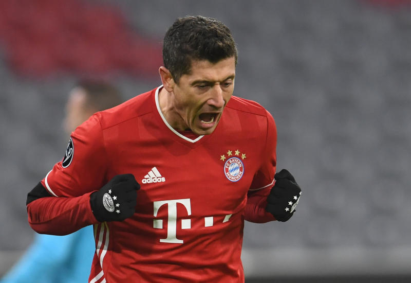 Bayern reach Champions League knockout stage with 3-1 win over Salzburg