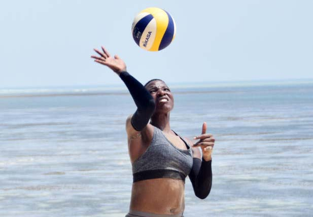 Beach Volleyball: Captain Kasisi says Olympic dream is still valid