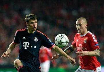 Benfica 2-2 Bayern Munich: Ruthless Bayern reach fifth Champions League  semi in a row