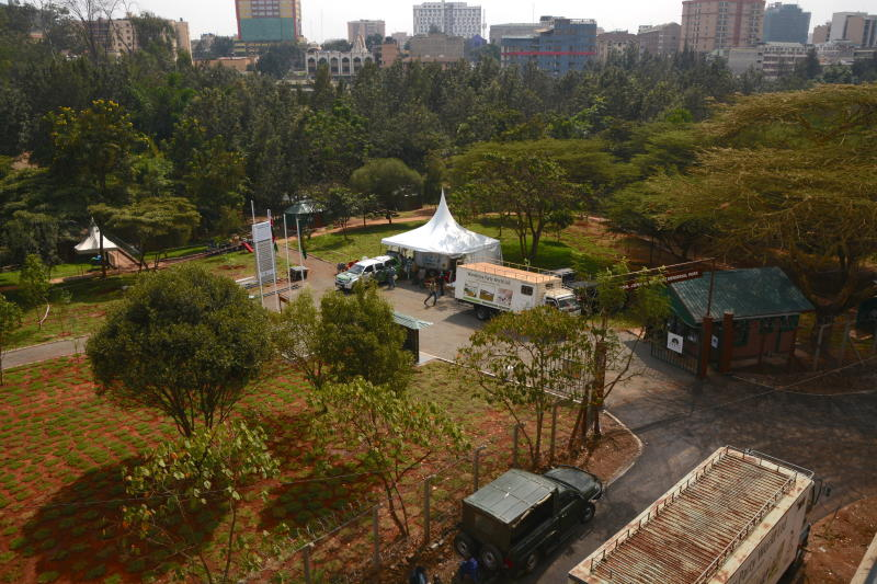Bill to ensure public open spaces get title deeds to avert grabbing