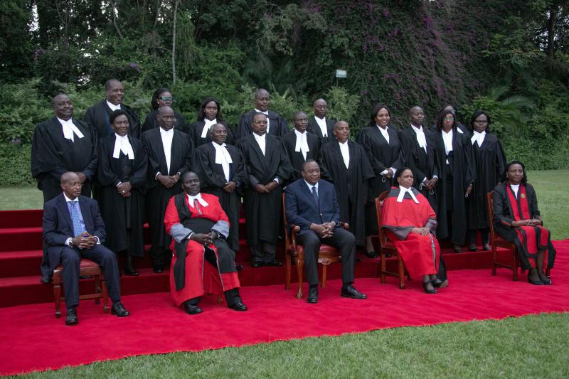 Judges: Uhuru suffers another blow