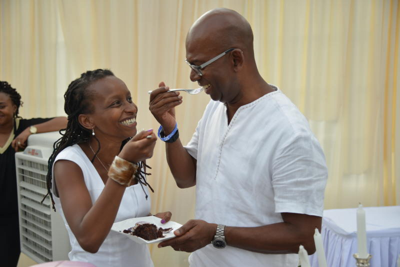 Bob Collymore's widow wants media out of her case