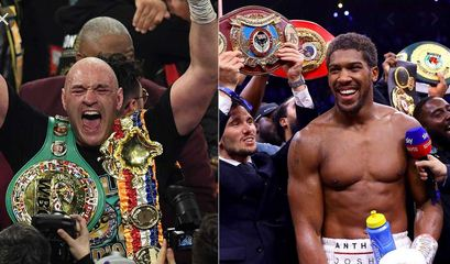 Boxing: Joshua hints at June date for Fury showdown