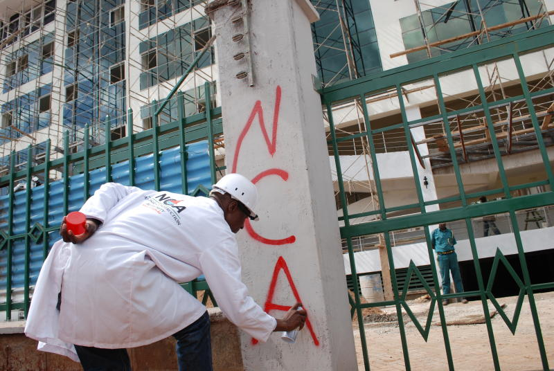 Builders read mischief in new regulations gazetted by State