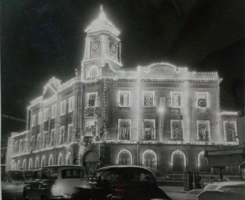 Building that has shut out Nairobi's noise for 100 years