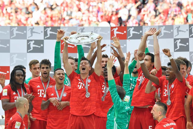 Bundesliga secures deals with broadcasters for 2019/2020 payments