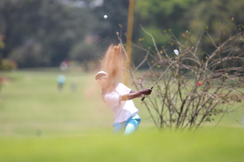 Closure of golf courses has negative impact on players' health : The standard Sports