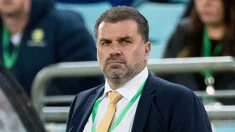 Celtic appoint former Australia coach Postecoglou as new manager