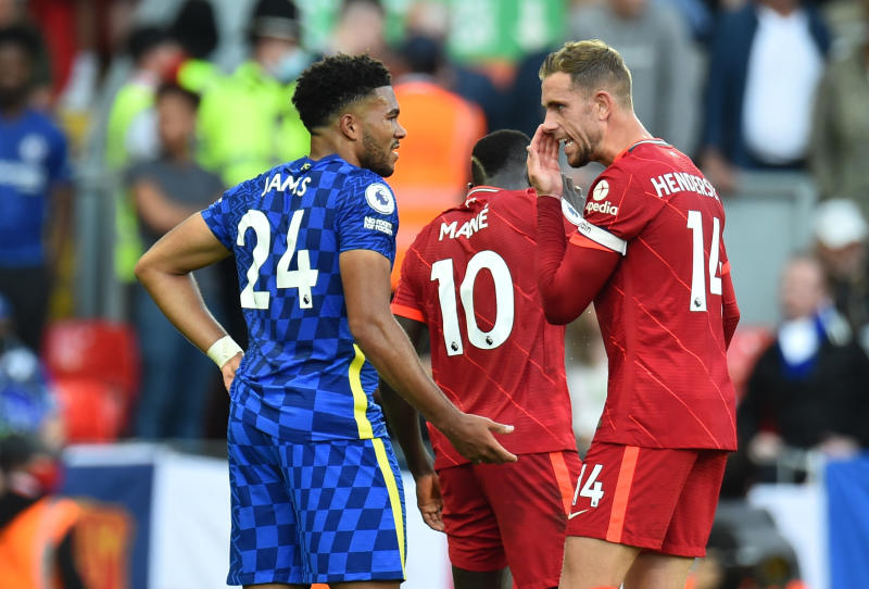 Chelsea fined for failing to control players in Liverpool game