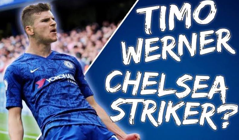 Chelsea offer Timo Werner big-money contract