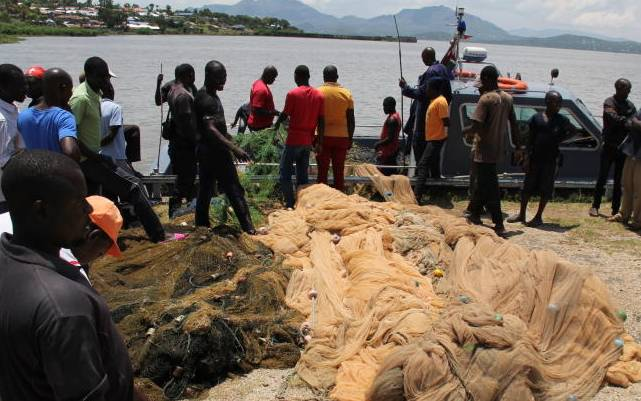 Coast guard arrest 20 for illegal fishing in Lake Victoria