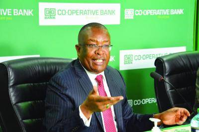 Co-op Bank's profit dips on loans cover