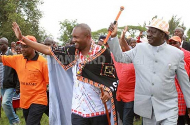 CORD divided over IEBC team list