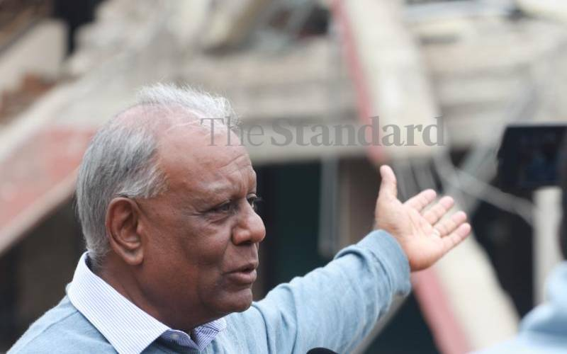 Court allows bank to sell Nakumatt CEO's property