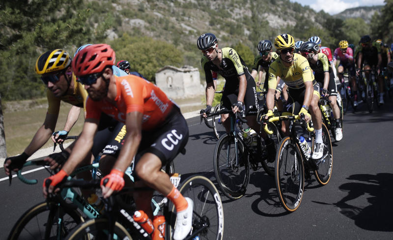 Cycling: Italian track to host 2020 world road championships
