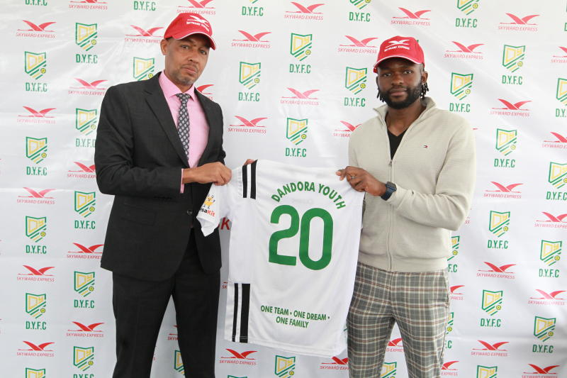 Dandora Youth land Sh4m sponsorship deal