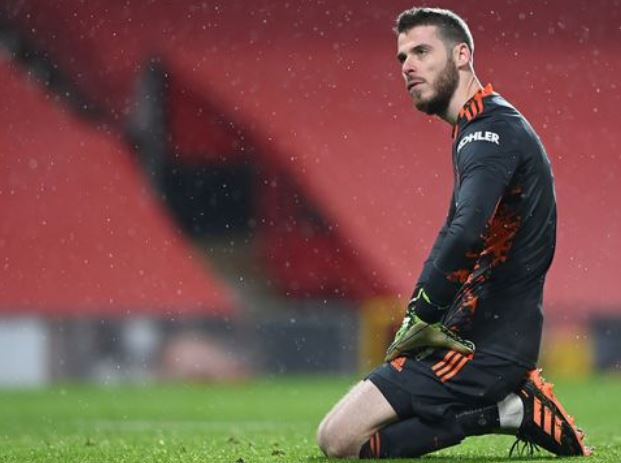 REVEALED: De Gea insulted his defenders during Southampton demolition