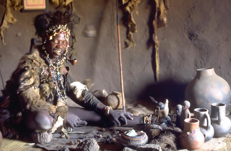Desperate Christians troop to witchdoctors for love, money and power