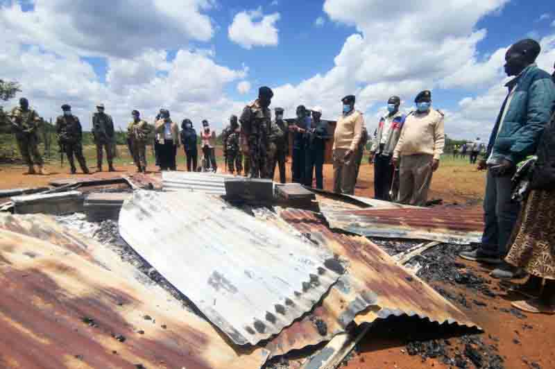 Disinformation and myths about chaos in Laikipia