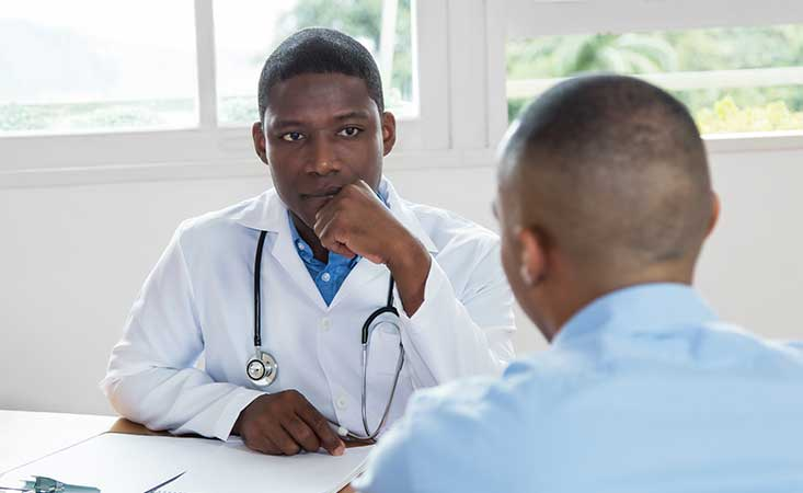 Doctors may not always be sure about your illness